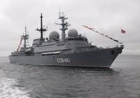 Mỹ phát hiện tàu do thám Nga 'rình rập' tập trận Thái Bình Dương