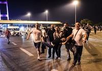 Ảnh: Toàn cảnh vụ đảo chính tại Thổ Nhĩ Kỳ