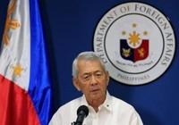 Philippines không chấp nhận điều kiện đàm phán của Trung Quốc