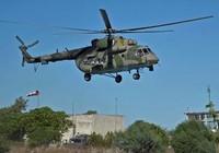 Trực thăng quân sự Mi-8 của Nga rơi tại Syria