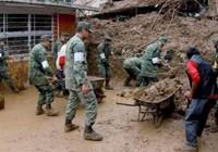 Lở đất kinh hoàng tại Mexico, ít nhất 38 người chết