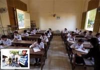 Hơn 1.500 cảnh sát Campuchia giám sát thi trung học