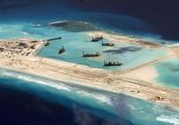 Trung Quốc bị tố lấy đất cát Philippines xây đảo ở biển Đông