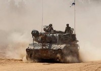 Israel liên tiếp không kích trả đũa quân đội Syria