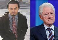 Rộ tin đồn Bill Clinton có con rơi với ... gái bán hoa