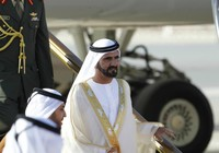 Quốc vương Dubai điều máy bay riêng đi cứu trợ
