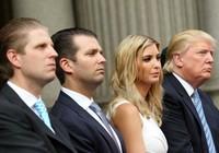 Ông Donald Trump sẽ trao đặc quyền an ninh cho con cái?