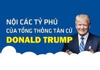 Infographic: Điểm mặt nội các 'siêu giàu' của ông Trump