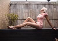 Cơ hội kỷ lục Guinness của người phụ nữ chân dài 1,3m