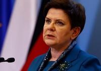 Thủ tướng Ba Lan nhập viện vì tai nạn giao thông