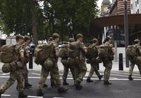 1.000 quân Anh được huy động chống khủng bố