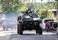 Ba mũi tiến công tái chiếm TP Philippines từ khủng bố