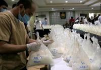 Philippines thu nửa tấn ma túy trị giá 120 triệu USD