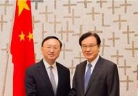 Nhật Bản hối thúc Trung Quốc kiềm chế Triều Tiên