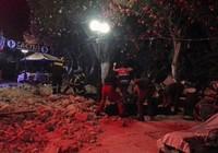 Động đất rung chuyển Hy Lạp, báo động sóng thần