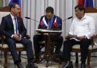 Nga hứa tiếp tục giúp Philippines đánh khủng bố