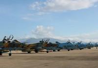 Hé lộ nhiệm vụ của phi công cường kích Su 22M4