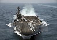 Hải quân Mỹ chuyển tất cả tàu chiến thành tàu sân bay