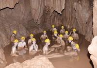 Khám phá 'tắm bùn hang động' tại Phong Nha - Kẻ Bàng