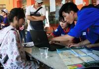Những hình ảnh đẹp ở Hà Nội trước giờ G thi cử