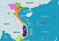 Cảnh báo thời tiết nguy hiểm trên biển Đông