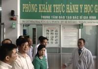 Bộ trưởng Y tế 'vi hành' kiểm tra mô hình bác sĩ gia đình