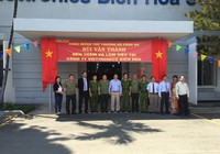 Thứ trưởng Bộ Công an thăm và làm việc tại Viettronics Biên Hòa (Belco)