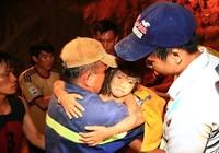 Lời kể của các thợ đào giếng cứu bé gái dưới lòng đất