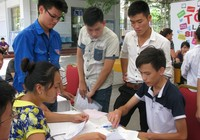 Bộ GD&ĐT điều chỉnh thời gian xét tuyển nguyện vọng bổ sung