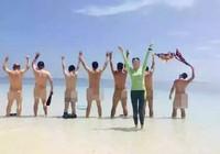 Truy tìm nhóm du khách Trung Quốc khỏa thân tập thể ở Malaysia