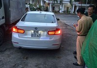 Tin bất ngờ về tài xế BMW gây tai nạn, chống trả CSGT