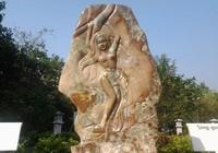 Chùm ảnh: Độc đáo tác phẩm điêu khắc đá Trấn Biên