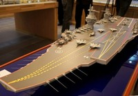 Hải quân Nga sẽ có tàu sân bay mới vào năm 2030