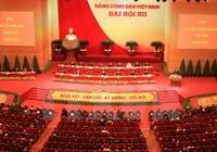 Hình ảnh lễ khai mạc Đại hội Đảng XII