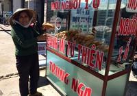 Phan Thiết xuất hiện xe bánh mì từ thiện