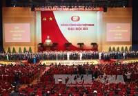 Toàn cảnh phiên bế mạc Đại hội toàn quốc lần thứ XII của Đảng