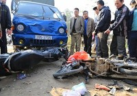 6 ngày Tết, 160 người tử vong vì tai nạn giao thông