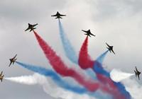 Những chiến đấu cơ nổi bật nhất tại Singapore Airshow