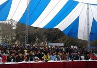 Khởi động ngày hội tư vấn tuyển sinh - hướng nghiệp tại Hà Nội