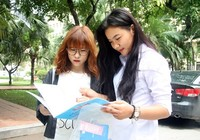 Bộ GD&ĐT chính thức công bố điểm sàn xét tuyển đại học năm 2016