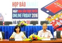 Hơn 50.000 sản phẩm khuyến mãi ngày Online Friday 2016