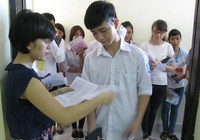 Bộ Giáo dục công bố điểm thi tốt nghiệp cùng một thời điểm