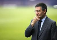Bartomeu tái đắc cử chủ tịch CLB Barcelona
