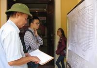 Nhiều trường ĐH công bố điểm trúng tuyển