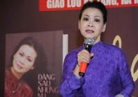 Khánh Ly về gặp khán giả miền Trung và Tây Nguyên