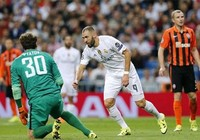 Ronaldo lập hattrick giúp Real thắng Shakhtar Donetsk 4-0