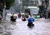 Hôm nay TP.HCM tiếp tục có mưa to