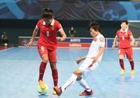 Giải Futsal nữ châu Á: Việt Nam thua trận thứ hai