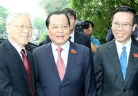 Ông Lê Thanh Hải được phân công tiếp tục chỉ đạo Thành ủy TP.HCM
