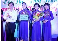 Sở Tư pháp tổ chức thi áo dài nhân ngày Phụ nữ 20-10